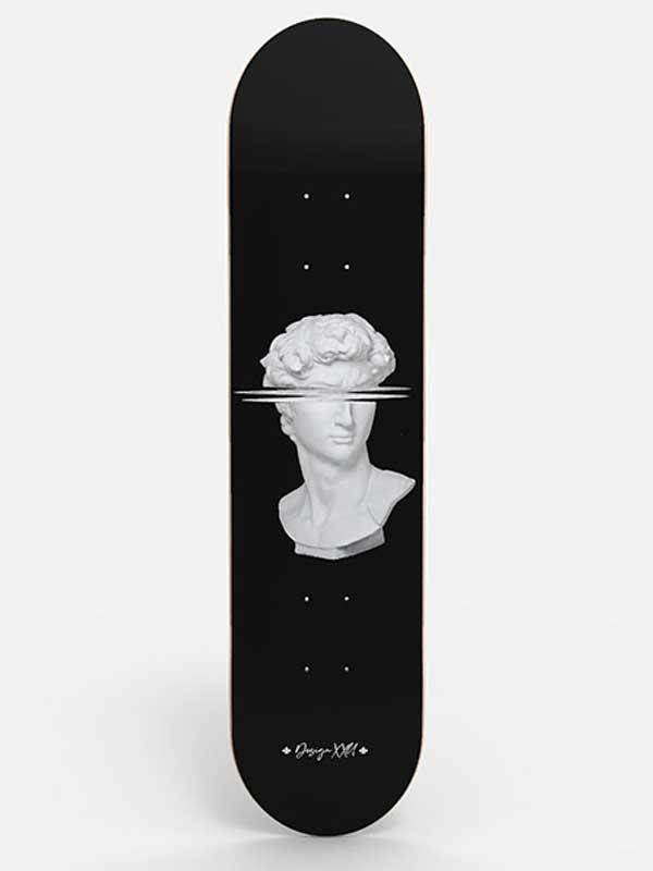 skatebaord design art made in italy