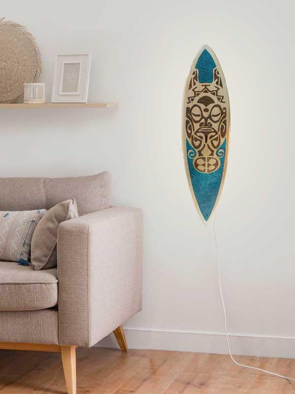 lampada led arredo interior design