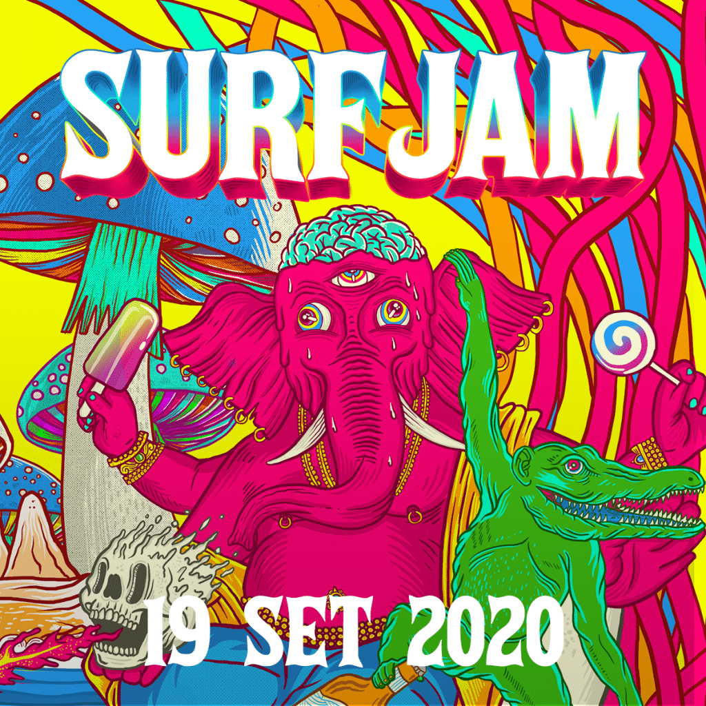 Surf jam 2020 l'evento surf made in Italy