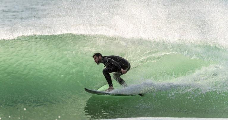 Roberto Data, speaker del Surf Jam 2020 l'evento Surf più grande d'Italia