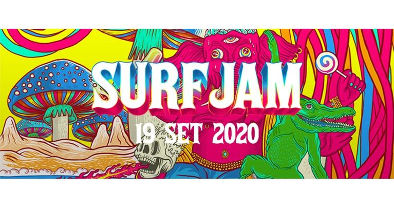 Surf Jam 2020 Comunicato ufficile evento surf Italia 2020
