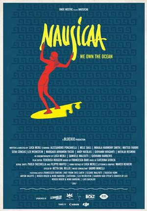Nausica surf Film Italia