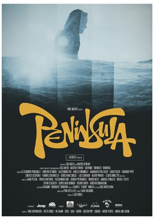locandina surf film peninsula