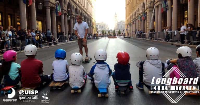 Lopngboard crew Italia al Surf Jam 2020