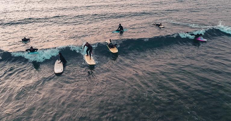 surfweek partecipazione all'evento surf Jam 2020 Blide Nimbus
