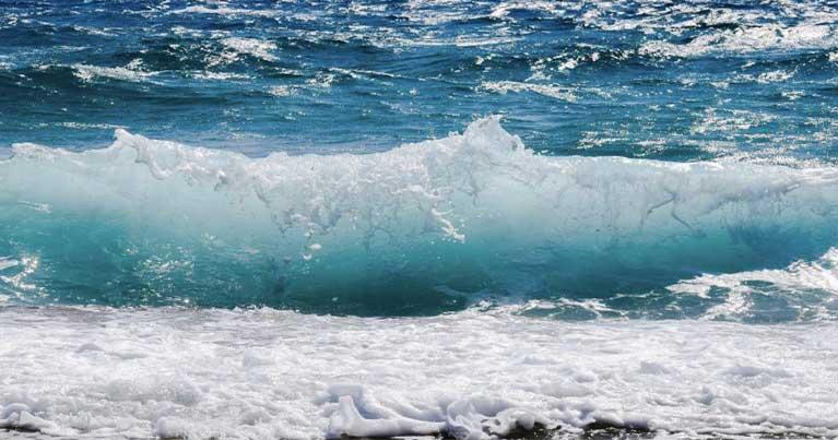 onde mare come fonte energetica il progetto di ENI con il politecnico di Torino