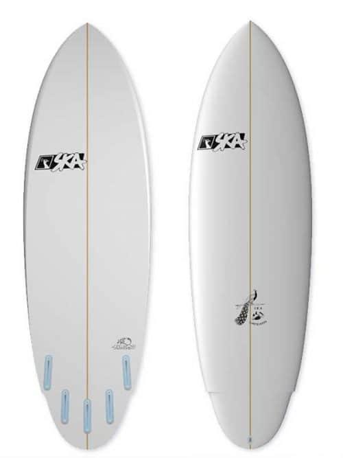 fireball surfboard short made in italy