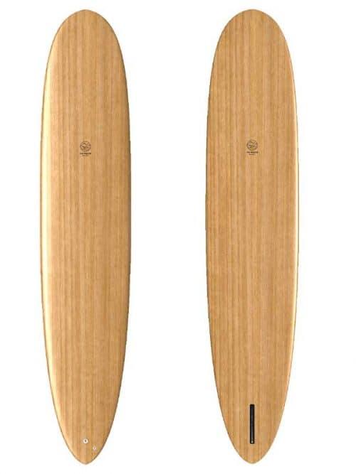 tavola surf longboard in legno made in italy personalizzabile