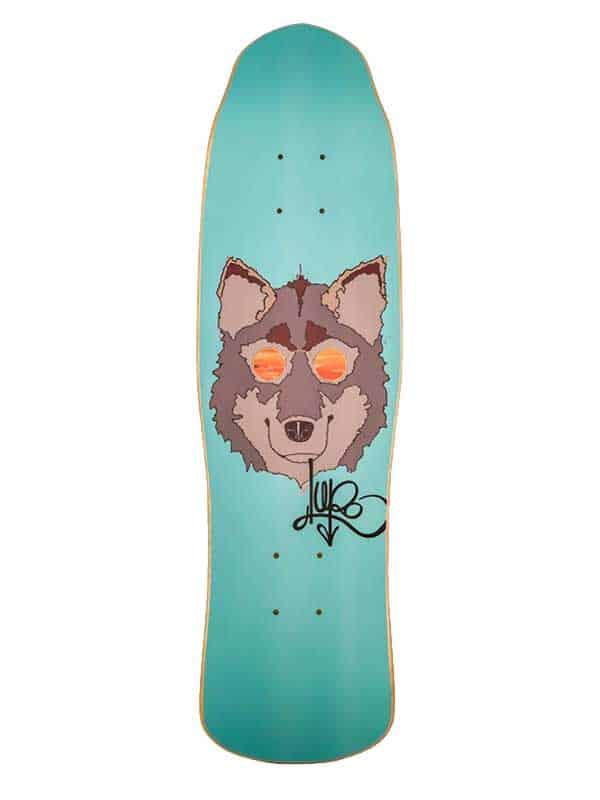 tavola skateboard old school USA personalizzata
