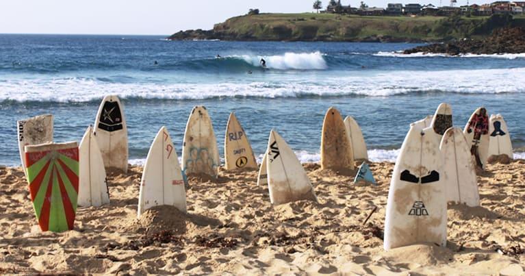 tavole da surf rotte come evitarlo e perché succede