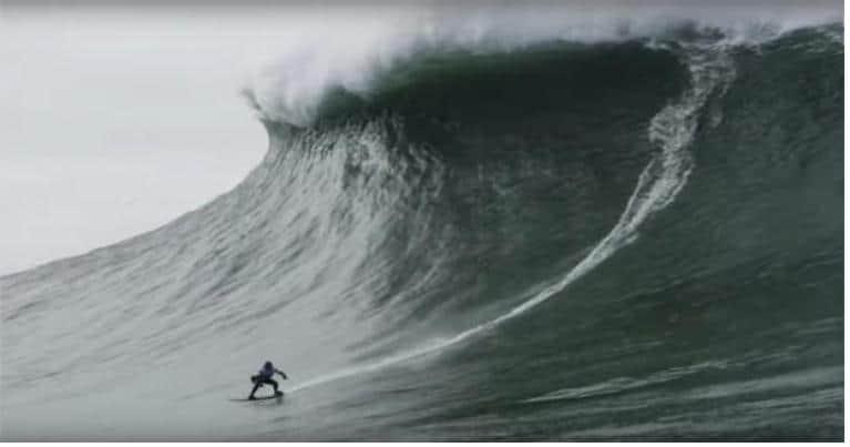 Maya Gabeira Surf onde gigante