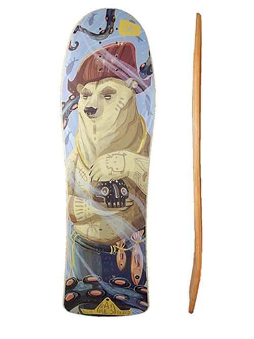 i migliori surfskate made in italy custom su Blide