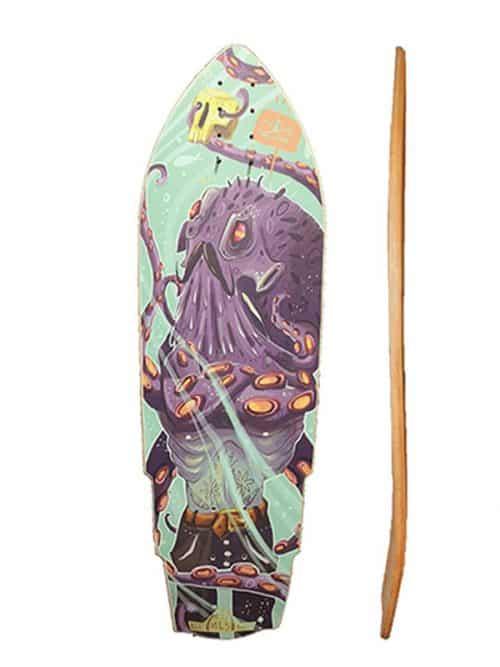 surf skate Italia modello HAWAII personalizzalo su Blide il miglio skate shop d'Italia