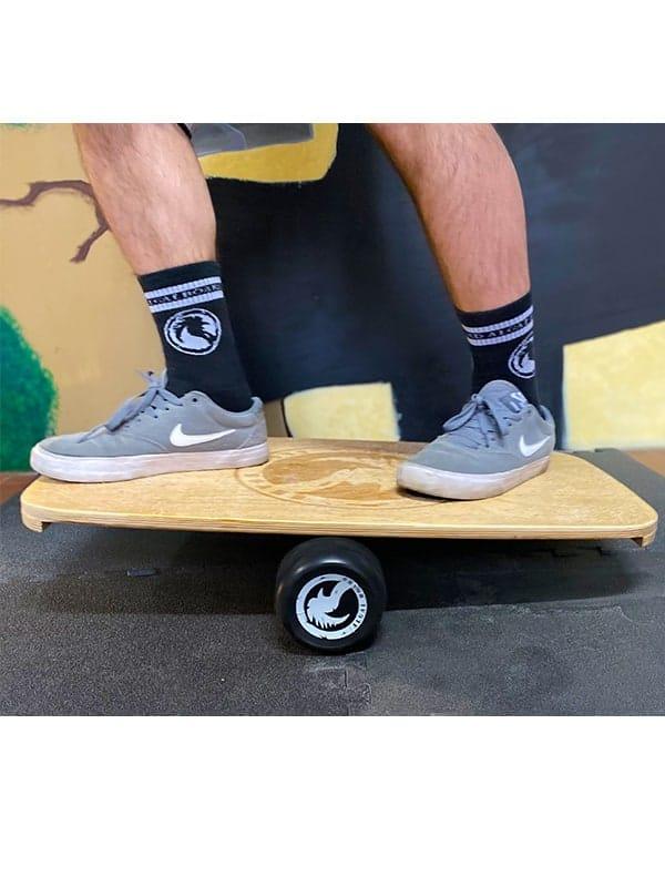 come usare balance board per euilibrio surf skate e snow
